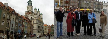 The first meeting of the European Study Group in Poznan, Poland, October 2006.
